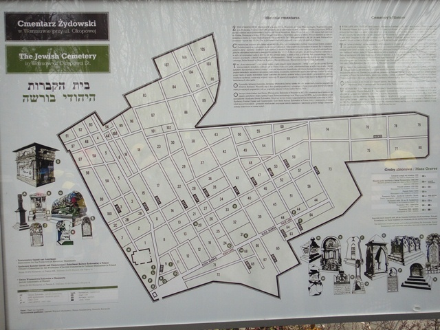 Cmentarz Żydowski 13.11.2012