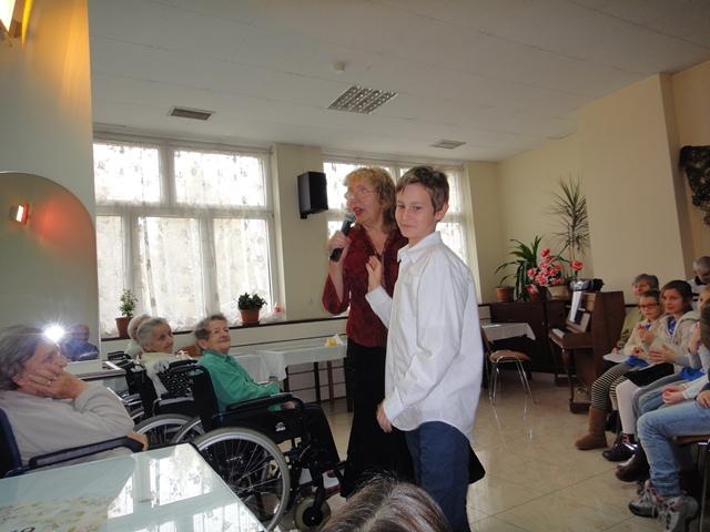 Drugie spotkanie w Domu Kombatanta 15.11.2012