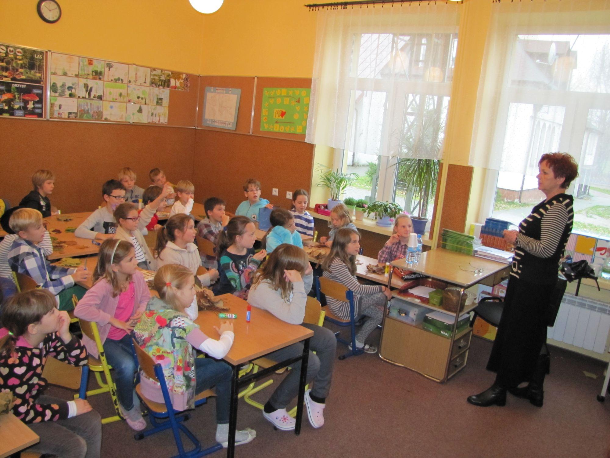 Spotkanie z Małgorzatą Strzałkowską