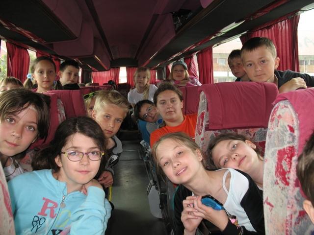 Zielona szkoła - Sztutowo 2013