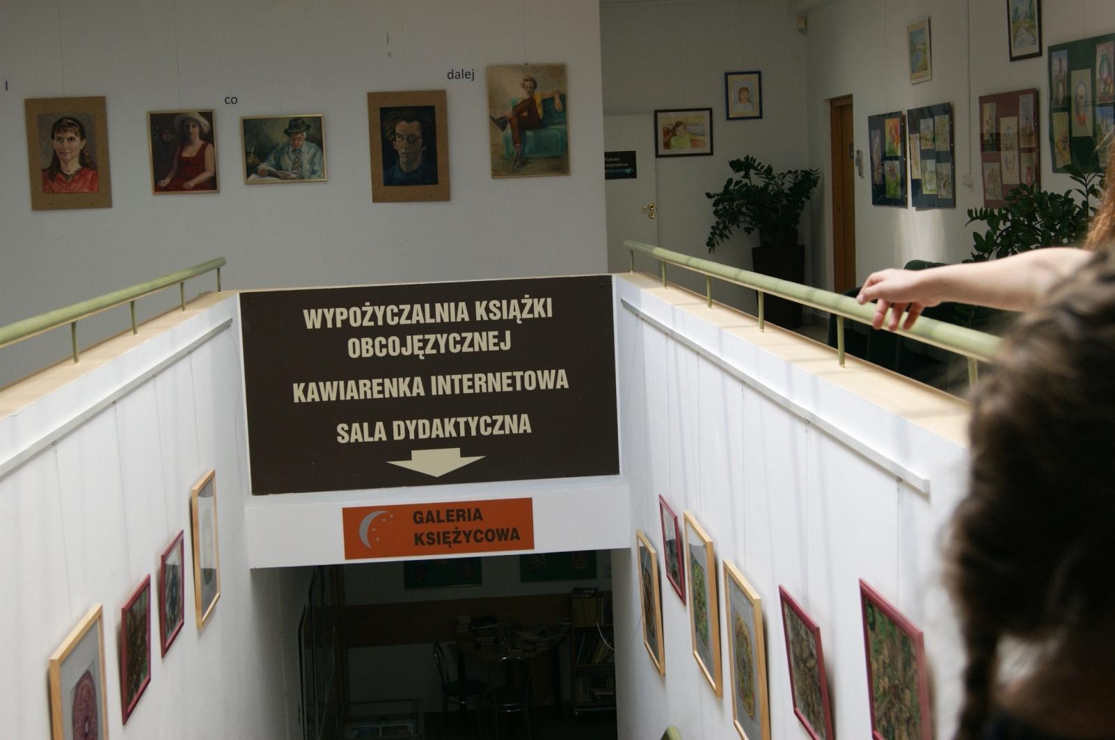 Biblioteka Obcojęzyczna Klasy V