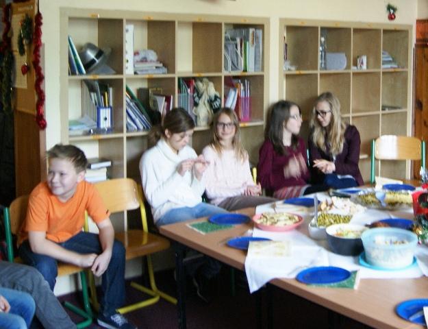 Wigilia klas 6