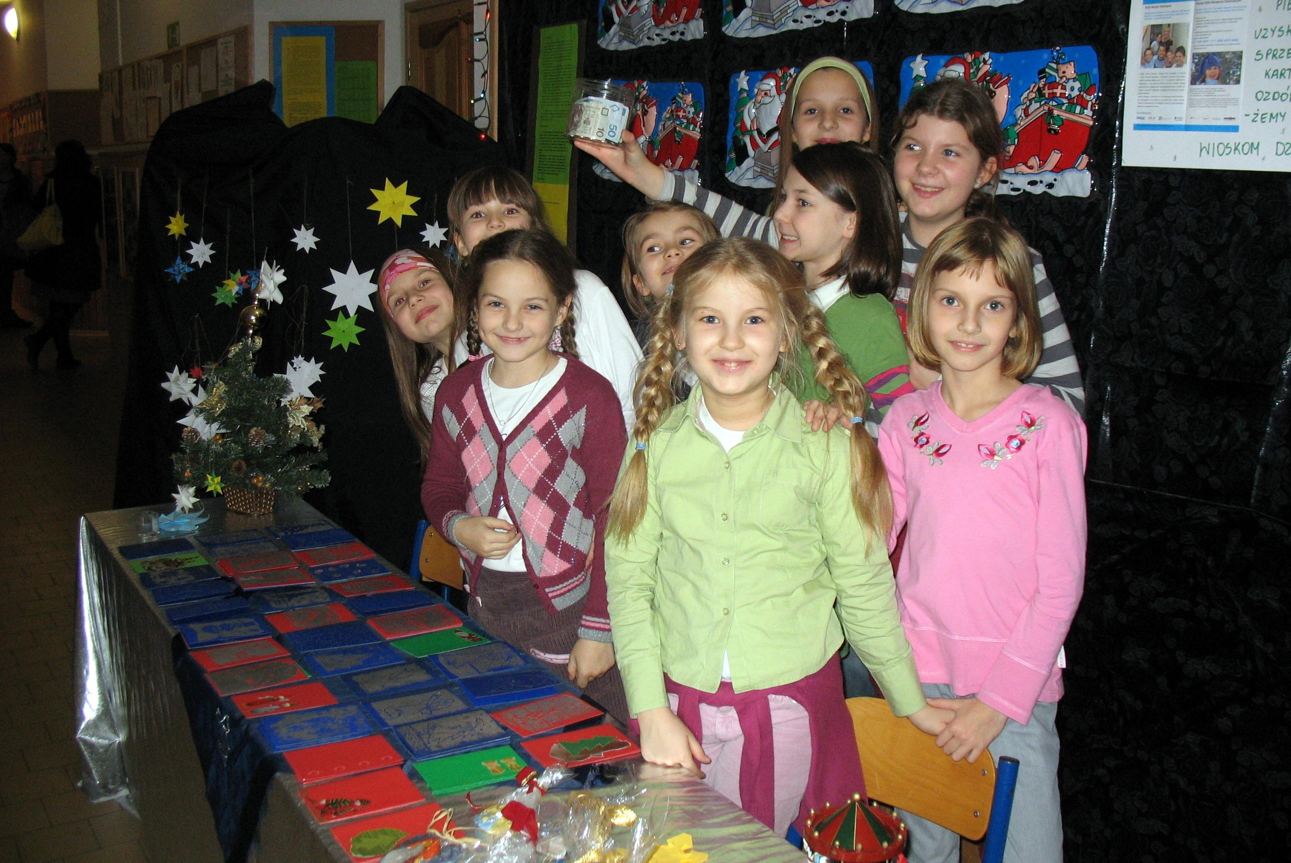 2008 - Kiermasz świąteczny