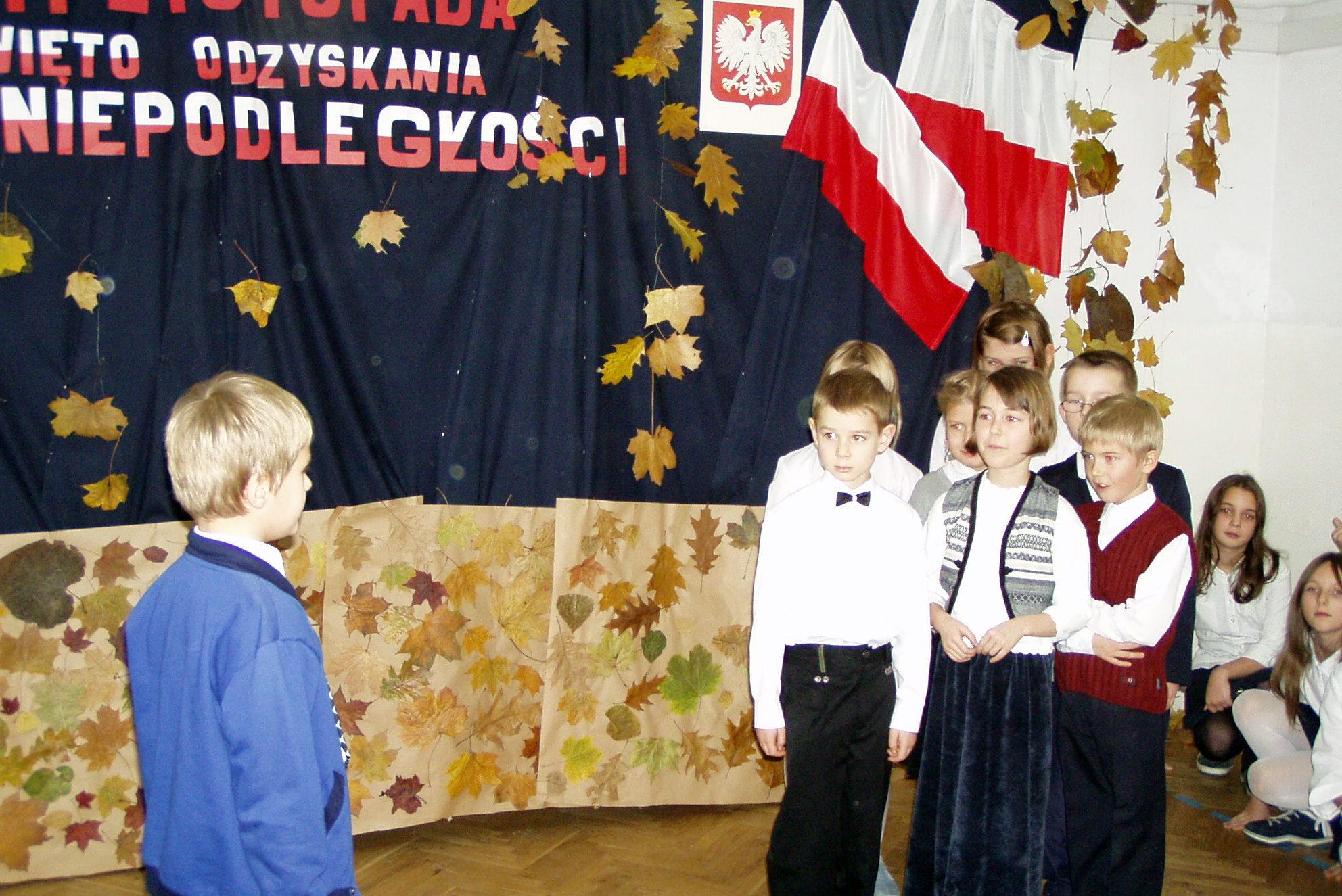 2003 - Obchody Święta Niepodległości