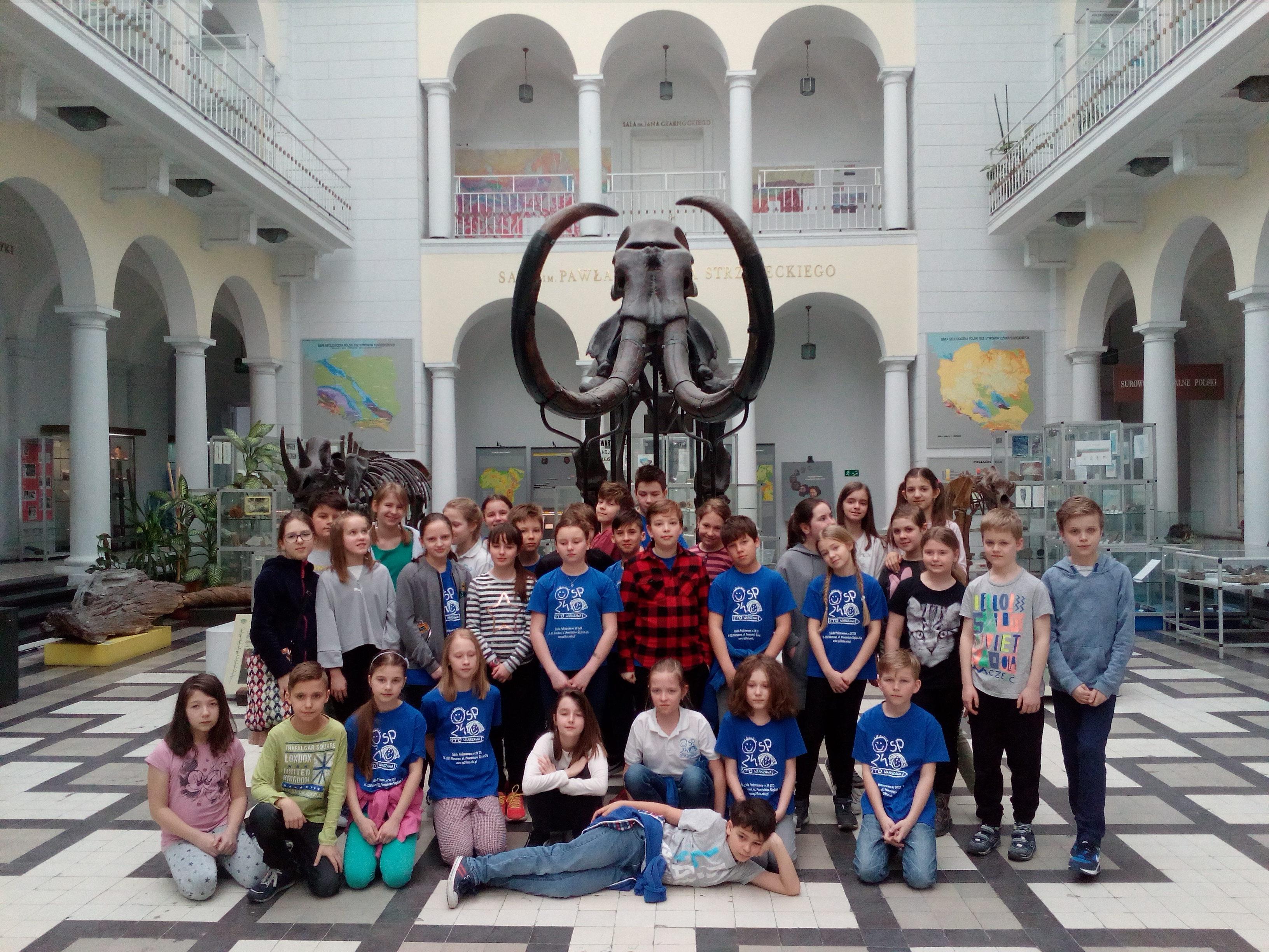 2018-04-05 - Warsztaty w Muzeum Geologicznym