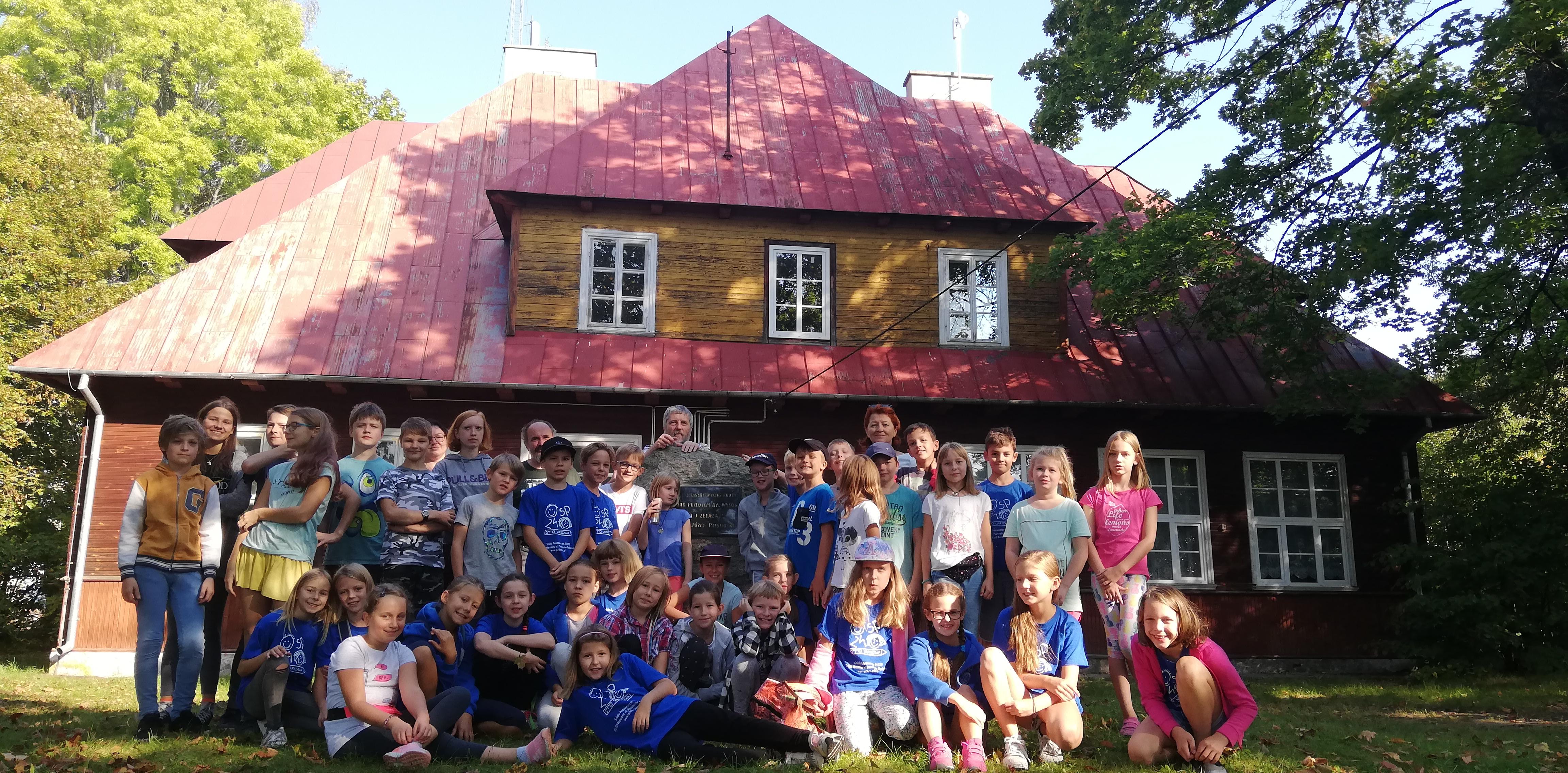 Czwarte klasy w Rudawce